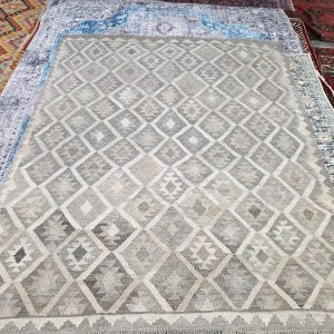 Persian Natural Kilim 199 x 158 CM